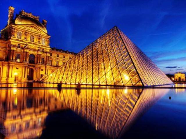 <免打印巴黎艺术圣殿卢浮宫门票电子票>(扫码入园+赠送中文APP语音导览)