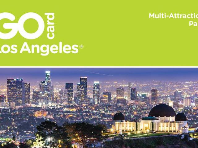 <洛杉矶旅游卡>(Go Los Angeles Card)