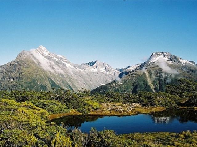 <新西兰南岛 路特本步道一日徒步游>(徒步等级:中级 含午餐 皇后镇出发)