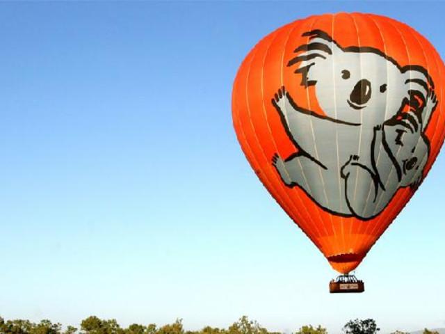 <凯恩斯30分钟热气球品质之旅>(浪漫日出+看袋鼠奔跑)