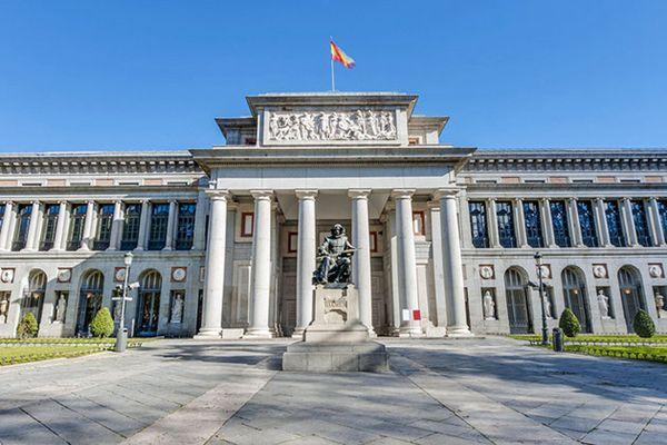 普拉多博物馆(museo nacional del prado),或称普拉多美术馆,是世界上图片