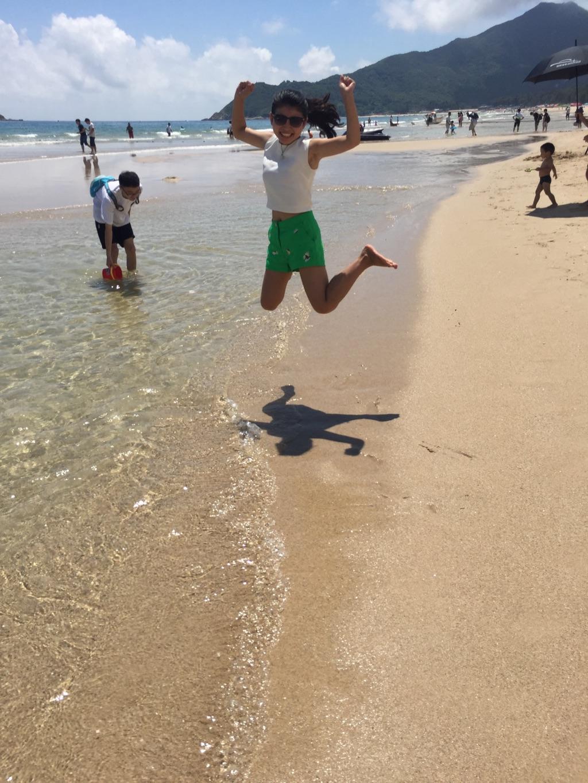 [国庆] 南澳西冲-海滩烧烤-杨梅坑-cs野战巴士1日游>无购物 有山有海