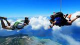塞班自选-高空跳伞