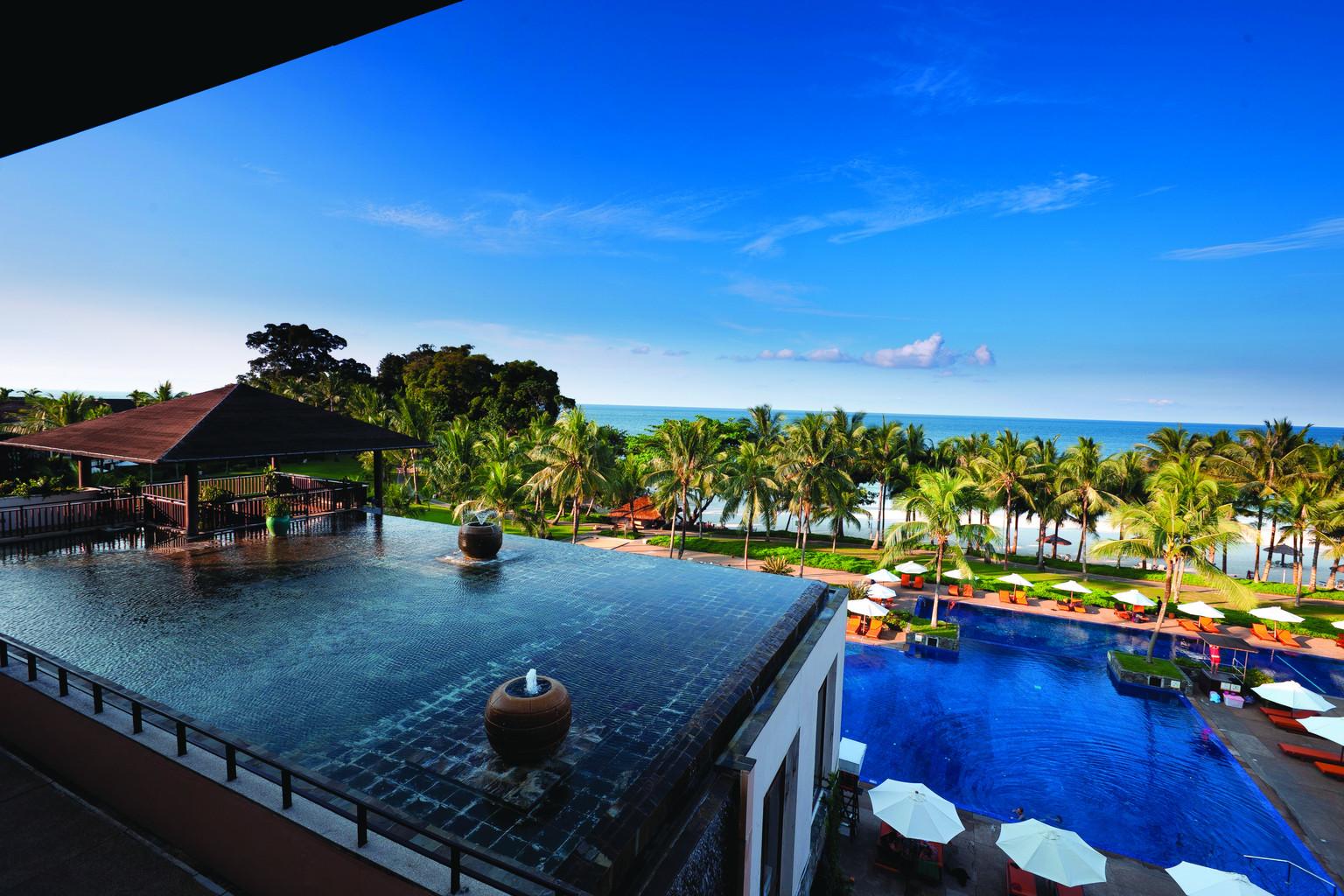 新加坡民丹岛地中海俱乐部4晚5日或6日自助游>乐享一
