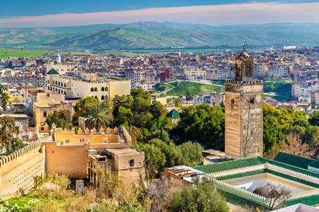 [中秋]<突尼斯-摩洛哥-阿尔及利亚北非3国23日游>精品小团 无自费  突尼斯、摩洛哥、阿尔及利亚