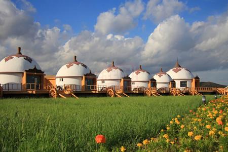 <希拉穆仁草原-库布齐沙漠2日游>含草原骑马、沙漠套票、贴心安排酒店接服务、打造草原体验