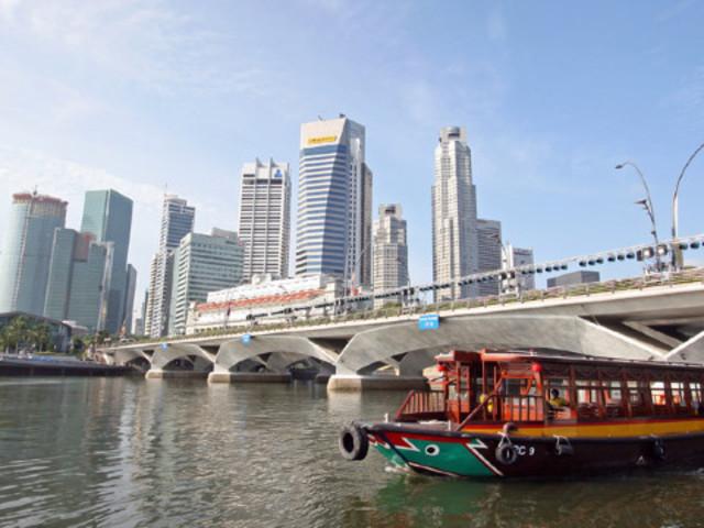 <新加坡河门票>