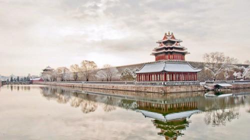 北京故宫简笔画儿童