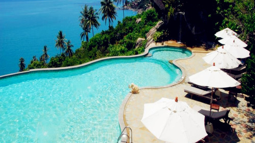 苏梅岛双酒店自助游>含落地签,含环岛一日游,武汉直飞素叻白班机