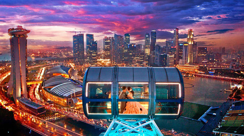 <新加坡-马来西亚4晚5日游>升级一晚五星,品尝当地风味餐,娘惹餐、奶油虾、及肉骨茶等,黄金时段航空