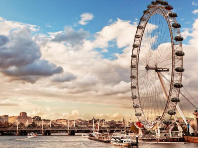 【花样玩法】<英国伦敦眼摩天轮+伦敦眼游船之旅>