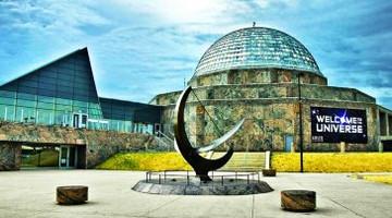 阿德勒天文馆
