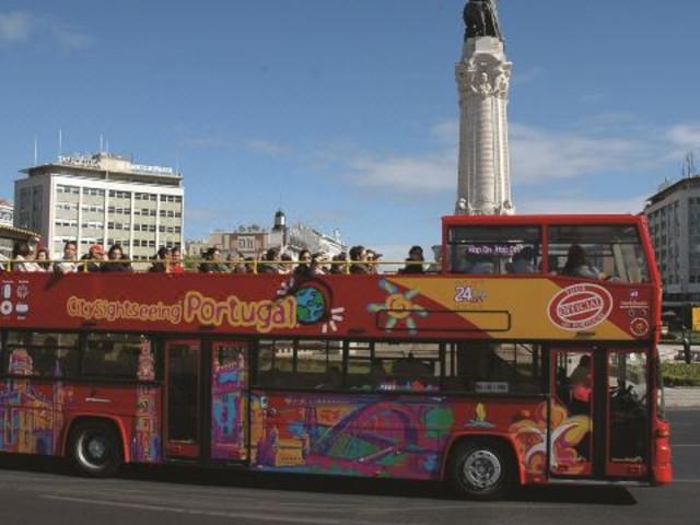 【牛货】<【自由行必备】里斯本48小时随上随下观光巴士>(含英语语音导览)