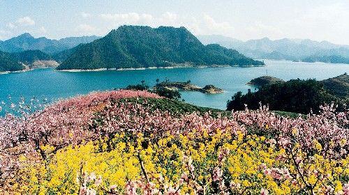 杭州-千岛湖3日游>高铁或动车往返,自选车次,天天发班,船游西湖,含登