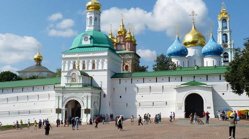 俄罗斯-莫斯科+圣彼得堡9日游