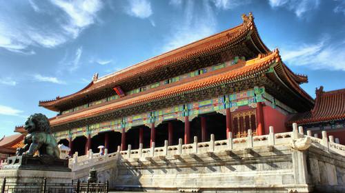 北京+故宫+天坛+颐跟   园