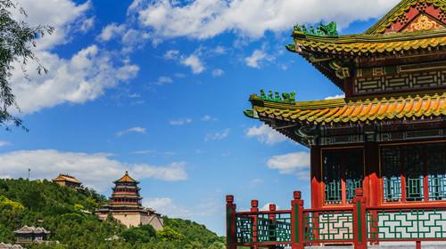 北京-天津-颐跟   园-天坛