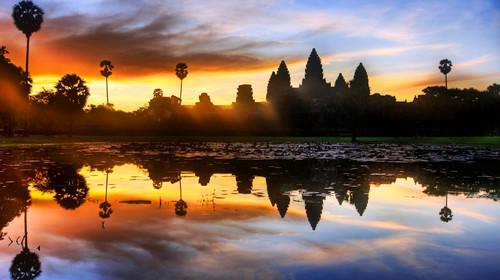 [端午]柬埔寨5或6日游
