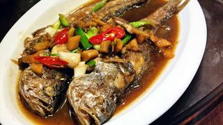 杂鱼酱油水