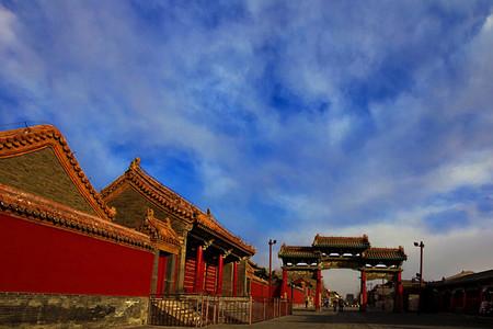 <沈阳故宫-张氏帅府-北陵公园1日游>清代的宫殿建筑群、一朝发祥地、两代帝王城、0购物0自费