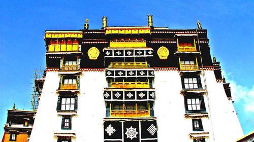 西藏拉萨-布宫-林芝大峡谷