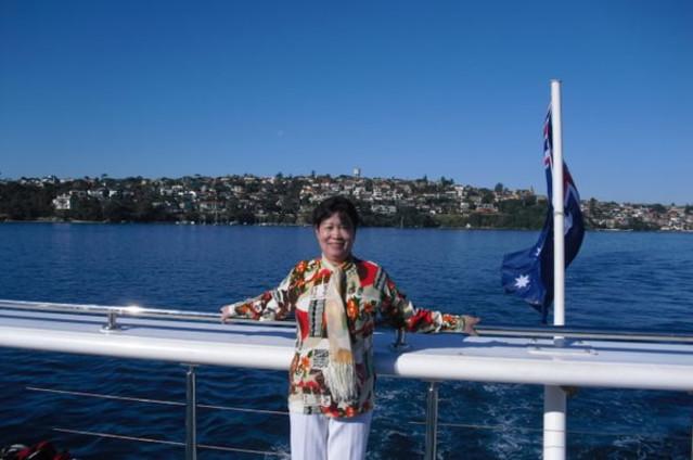 悉尼,澳大利亚新南威尔士州的州府.