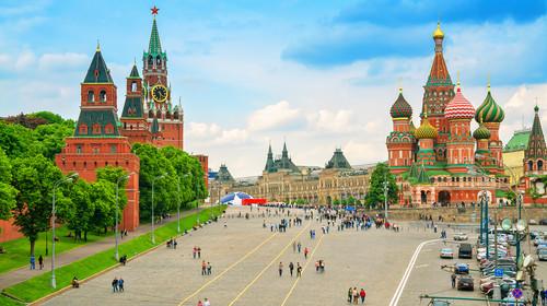俄罗斯莫斯科+圣彼得堡9-11日游