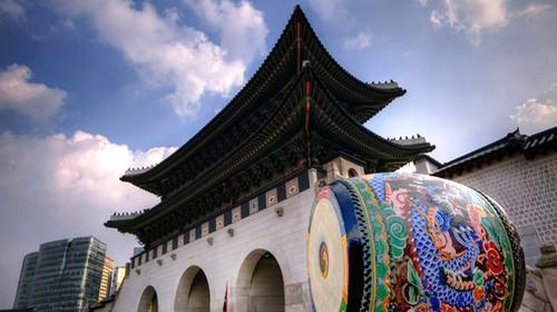 韩国首尔5日半自助游 全程国际五星喜来登或希