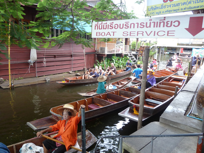 2012年泰国曼谷、清迈七日自由行