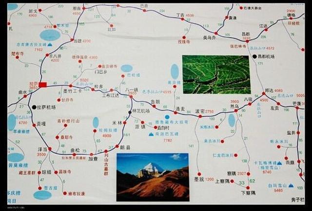 波密县人口_摄影师阿旺仁青 用镜头记录家乡波密的美景(3)