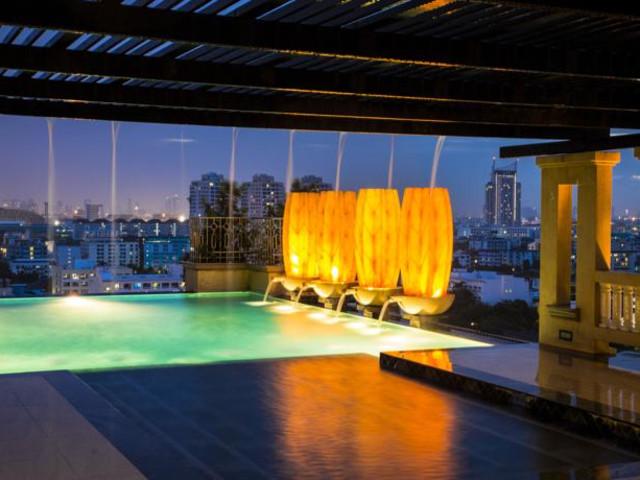 轻松3站购物,1晚曼谷国际五星酒店,2晚沙美岛海边酒店,2天充