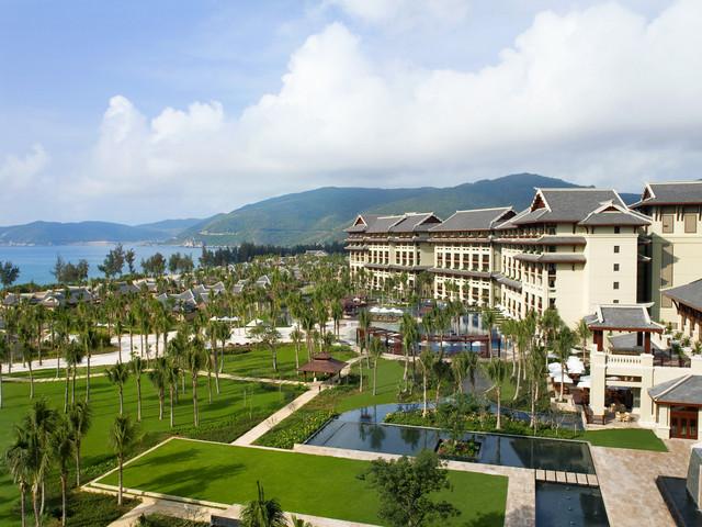 <海南三亚丽思卡尔顿Ritz-Carlton3晚>不含往返大交通, 沉醉天然纯净的自然美景,享海滨奇妙之旅
