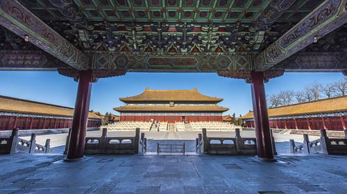北京+故宫+颐跟   园+天坛4日游