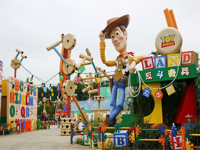 香港迪士尼乐园 自由行1日门票