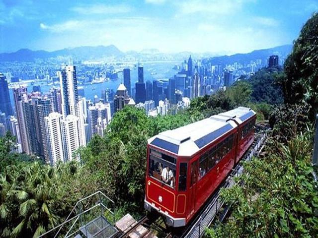 【三合一快捷通道】香港杜莎夫人蜡像馆门票+太平山来回缆车+凌霄阁摩天台套票
