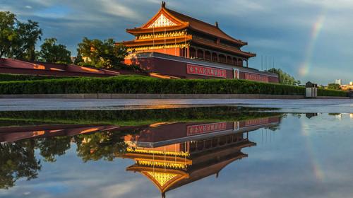 北京-故宫-八达岭-颐跟   园-天坛4日游