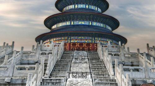 北京-故宫-八达岭长城-颐跟   园-天坛5日游