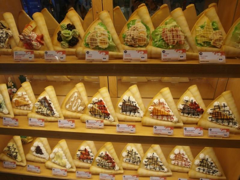 香港天堂美食,ziska带你奢华游!GO!世美食王庄欧图片