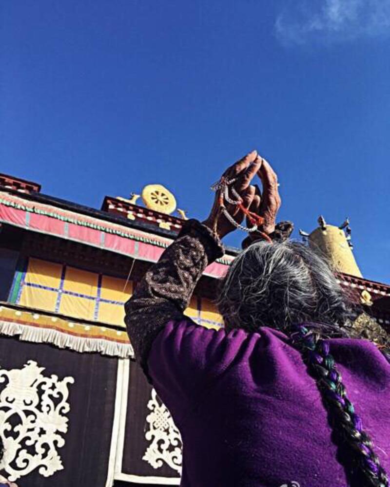 西藏9天行,独身女孩穷游正确打开方式!