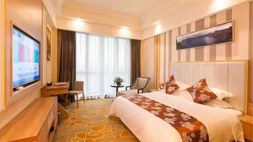 杭州:杭州两岸国际大酒店或欧亚美图片