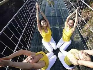 <清远黄腾峡-银盏森林温泉2日游>水晶弹野战、牛鱼嘴惊魄玻璃桥