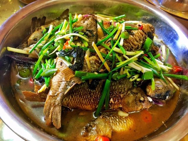 郴州九大碗之首——禾花鱼