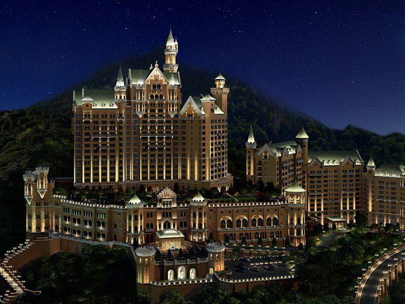 中国这5座独具特色的酒店,你一定不能错过!_北京旅游攻略