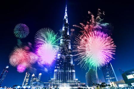 <阿布扎比+迪拜机票+当地4晚6日游>