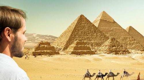 古埃及人常用狮子代表法老王图片