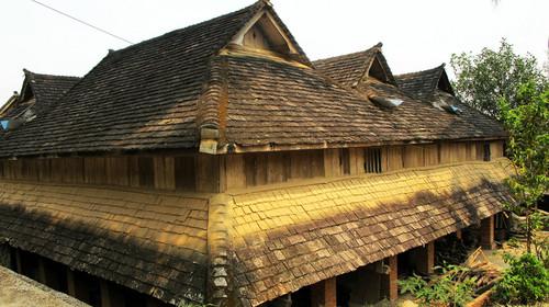 傣家村寨 ——傣族民居图片