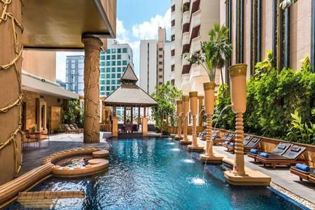 泰国曼谷 芭提雅5晚7日游 成都直飞,保证入住一晚沙美岛酒店 曼谷