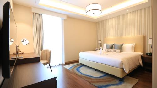 酒店房间二维设计图