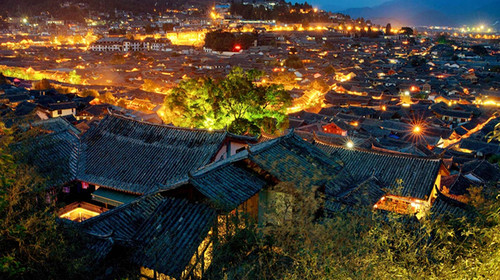 丽江-大理-腾冲双飞6日游 云南全古城美景,三种