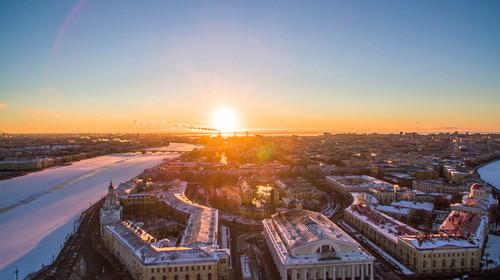 [国庆]俄罗斯-双首都8或9日游